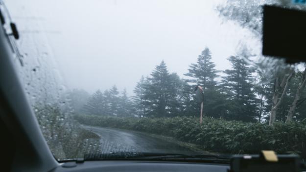 屋久島の雨 天気