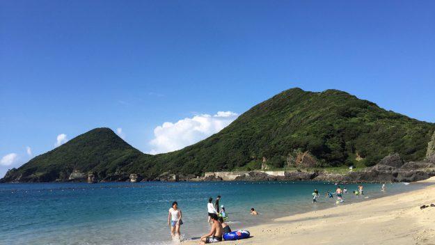 Yakushima-isso-beach