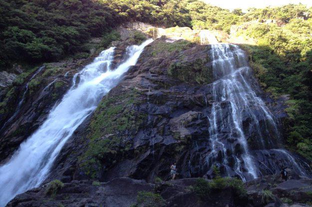 大川の滝【屋久島】