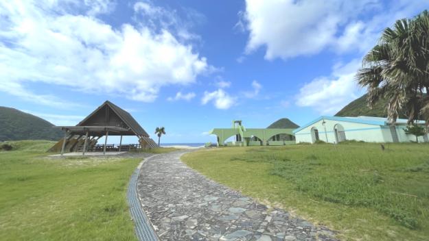 一湊海水浴場(屋久島)